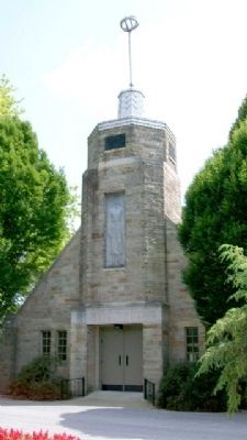 Middletown World War II Memorial Chapel image. Click for full size.