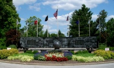 Middletown Veterans Memorial image. Click for full size.