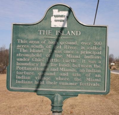 The Island Marker image. Click for full size.