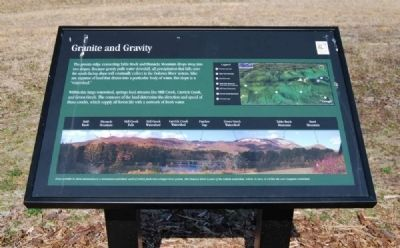 Granite and Gravity Marker image. Click for full size.