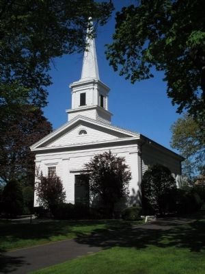 The Flatlands Reformed Church image. Click for full size.