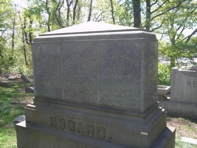 Grave of William Howard image. Click for full size.