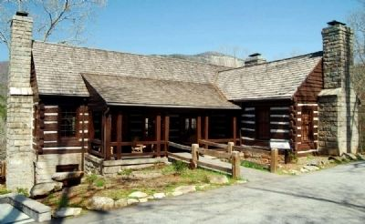 Table Rock Lodge image. Click for full size.