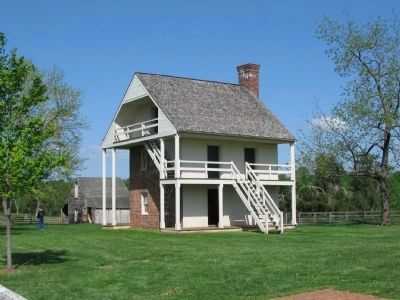 Slave Quarters image. Click for full size.