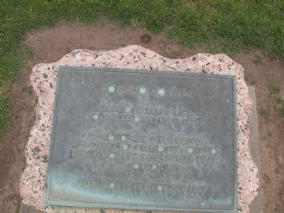 Concho County Marker image. Click for full size.