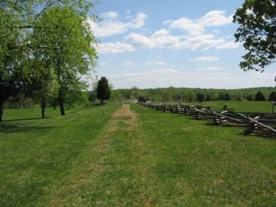 Stage Road and Appomattox Village image. Click for full size.