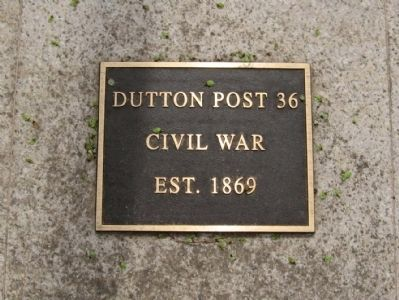 Plaque on the Memorial image. Click for full size.