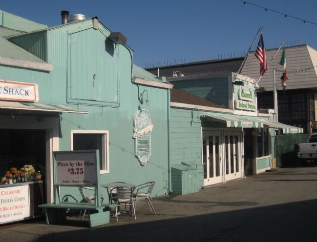 Abalonetti Seafood Trattoria on Old Fisherman's Wharf image. Click for full size.