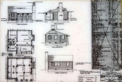 Cabin Plans image. Click for full size.