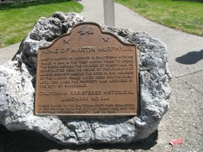 Home of Martin Murphy, Jr. Marker image. Click for full size.