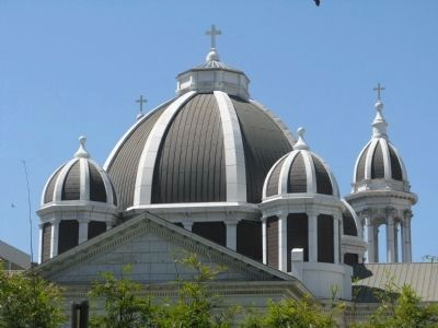 Cathedral Domes image. Click for full size.