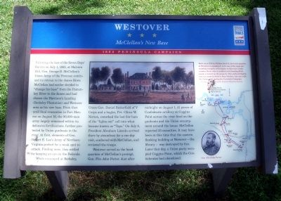 Westover CWT Marker image. Click for full size.