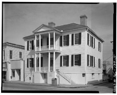 Verdier House , southeast view image. Click for full size.