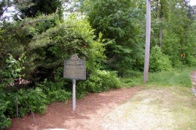 Site of Old Allatoona Church Marker image. Click for full size.