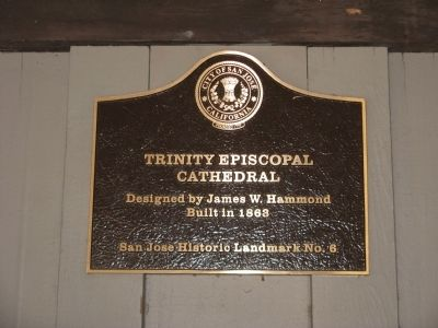 Plaque Mounted on the East Second Street Side of Building image. Click for full size.