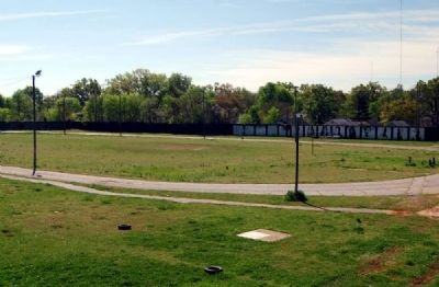 Parker High School Track and Field -<br>Located East of the Auditorium image. Click for full size.