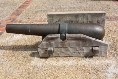Beaufort Arsenal Cannon image. Click for full size.