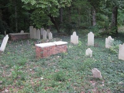 Smyrna Churchyard Cemetery image. Click for full size.