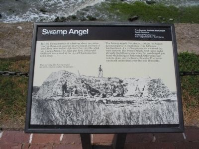 Swamp Angel Marker image. Click for full size.