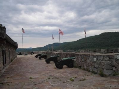 Fort Ticonderoga image. Click for full size.