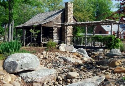 Gosnell Cabin image. Click for full size.