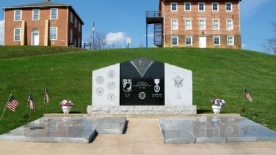 Veterans of Foreign Wars Post 9053 Memorial image. Click for full size.