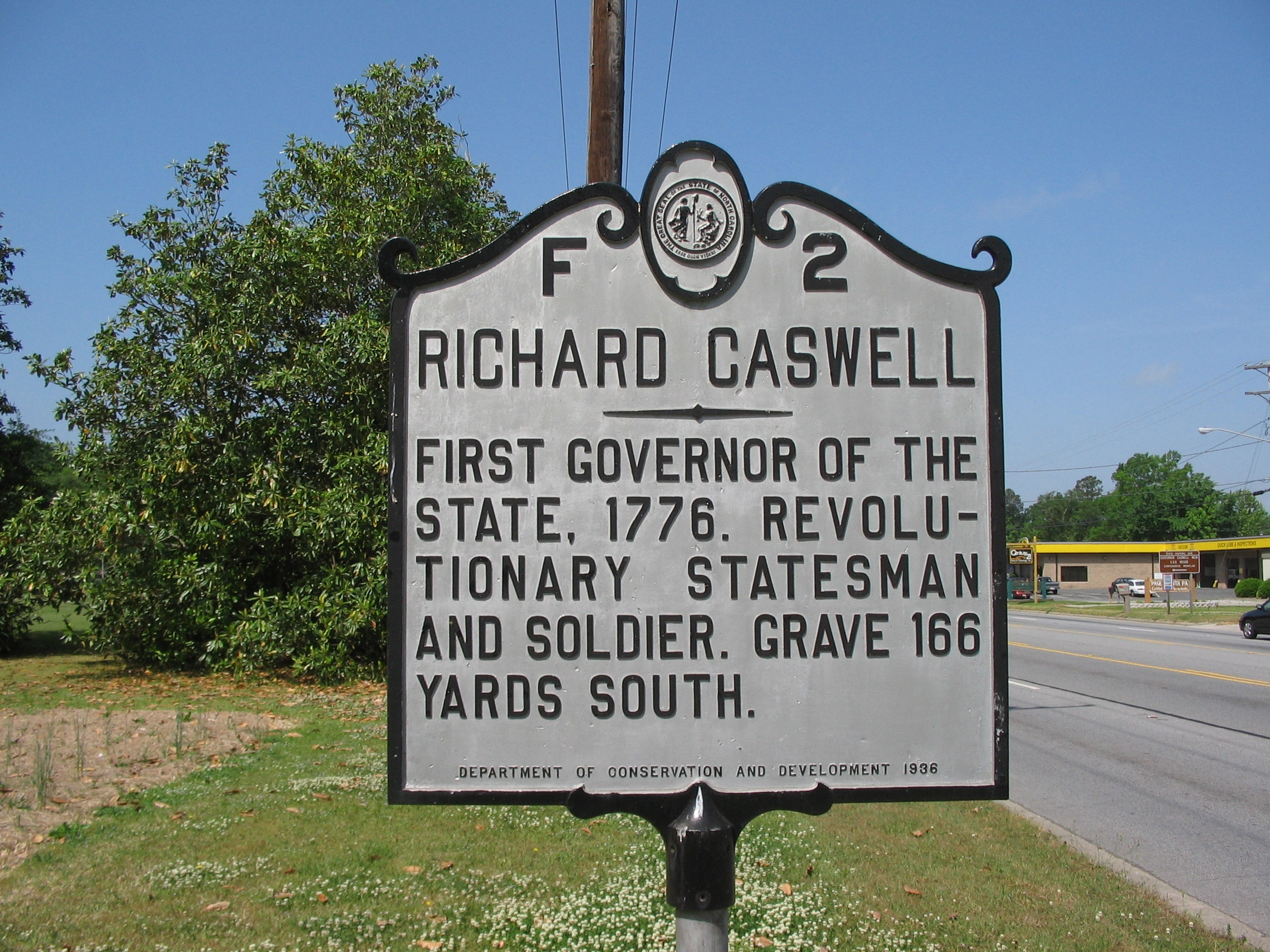 Richard Caswell Marker
