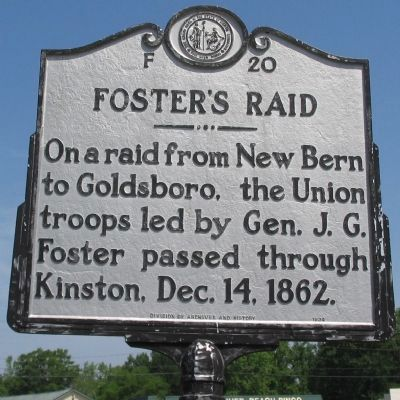 Foster's Raid Marker image. Click for full size.