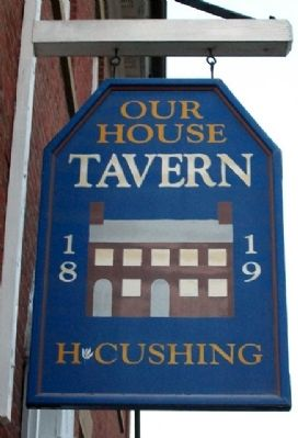 Our House Signboard image. Click for full size.