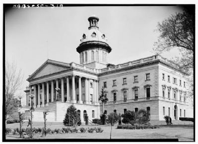 The State House of South Carolina , North Facade image. Click for full size.