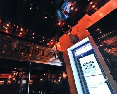 Menger Bar image. Click for full size.
