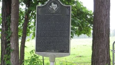 Norwood Community Marker image. Click for full size.