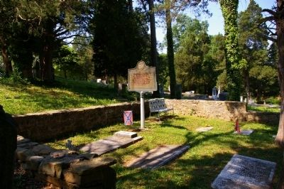 Grave of Gen. William Tatum Wofford Marker image. Click for full size.