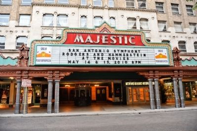 Majestic Theatre image. Click for full size.