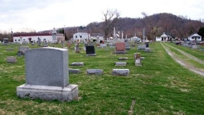 Pine Street Cemetery image. Click for full size.