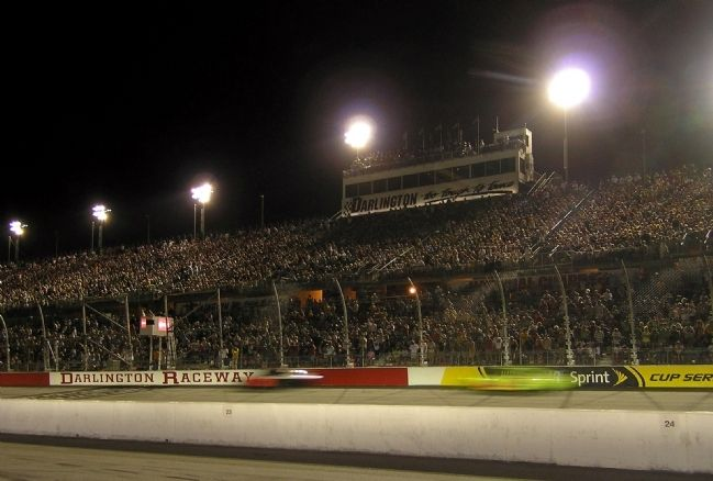 Darlington Raceway image. Click for full size.