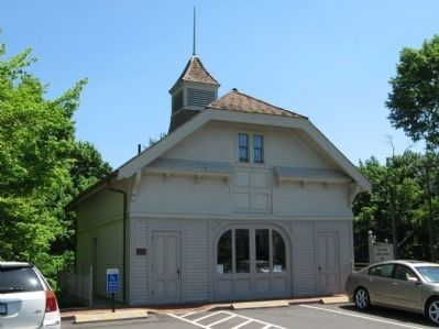 The Godillot Carriage House image. Click for full size.