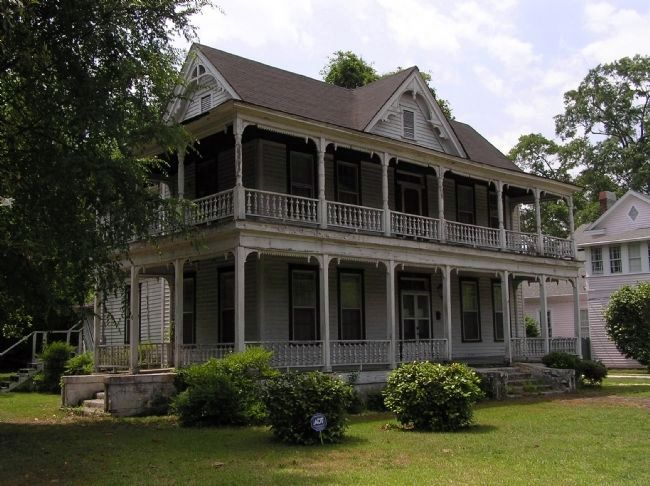 J.O. Muldrow House (1895) image. Click for full size.