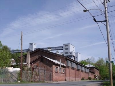 The former Zinc Mine located in Ogdensburg, NJ image. Click for full size.