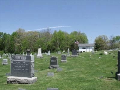 Shaytown Cemetery image. Click for full size.