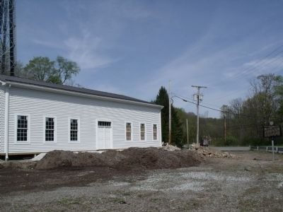 Site of Former Hardyston School image. Click for full size.