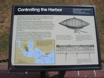 Controlling the Harbor Marker image. Click for full size.