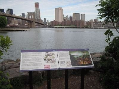 Markers on the East River image. Click for full size.