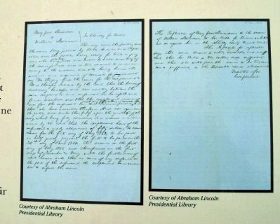 Property and Divorce Court Papers Displayed on Marker image. Click for full size.