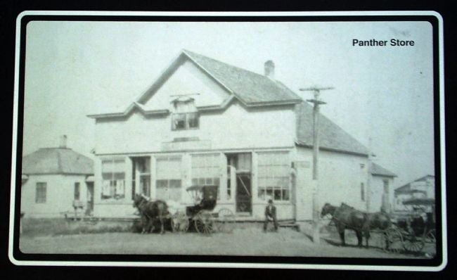 Panther Store - Displayed on Marker image. Click for full size.