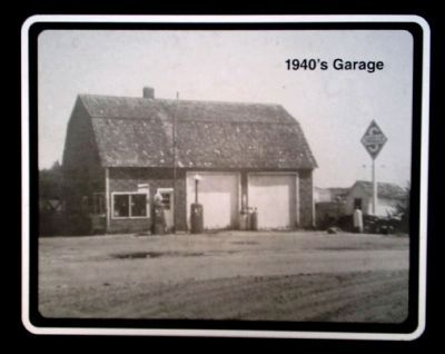 Panther Garage - Displayed on Marker image. Click for full size.