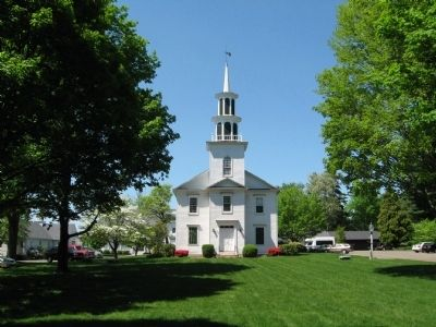 The Norfield Congregational Church image. Click for full size.