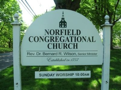 Norfield Congregational Church image. Click for full size.