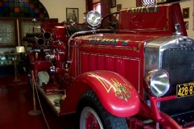 Union Fire Company Pumper Truck image. Click for full size.