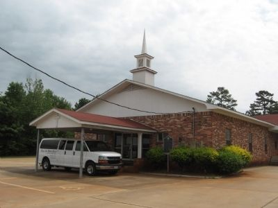 County Line Baptist Church image. Click for full size.